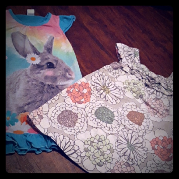 Cherokee Other - FREE! Bunny Nightgown + Cherokee Swing Tunic